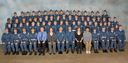 583 Coronation Royal Canadian Air Cadet Squadron - 2012 to 2013 Cadet Year