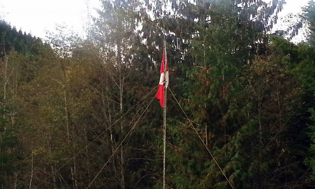 583 Coronation RCACS FTX Flag