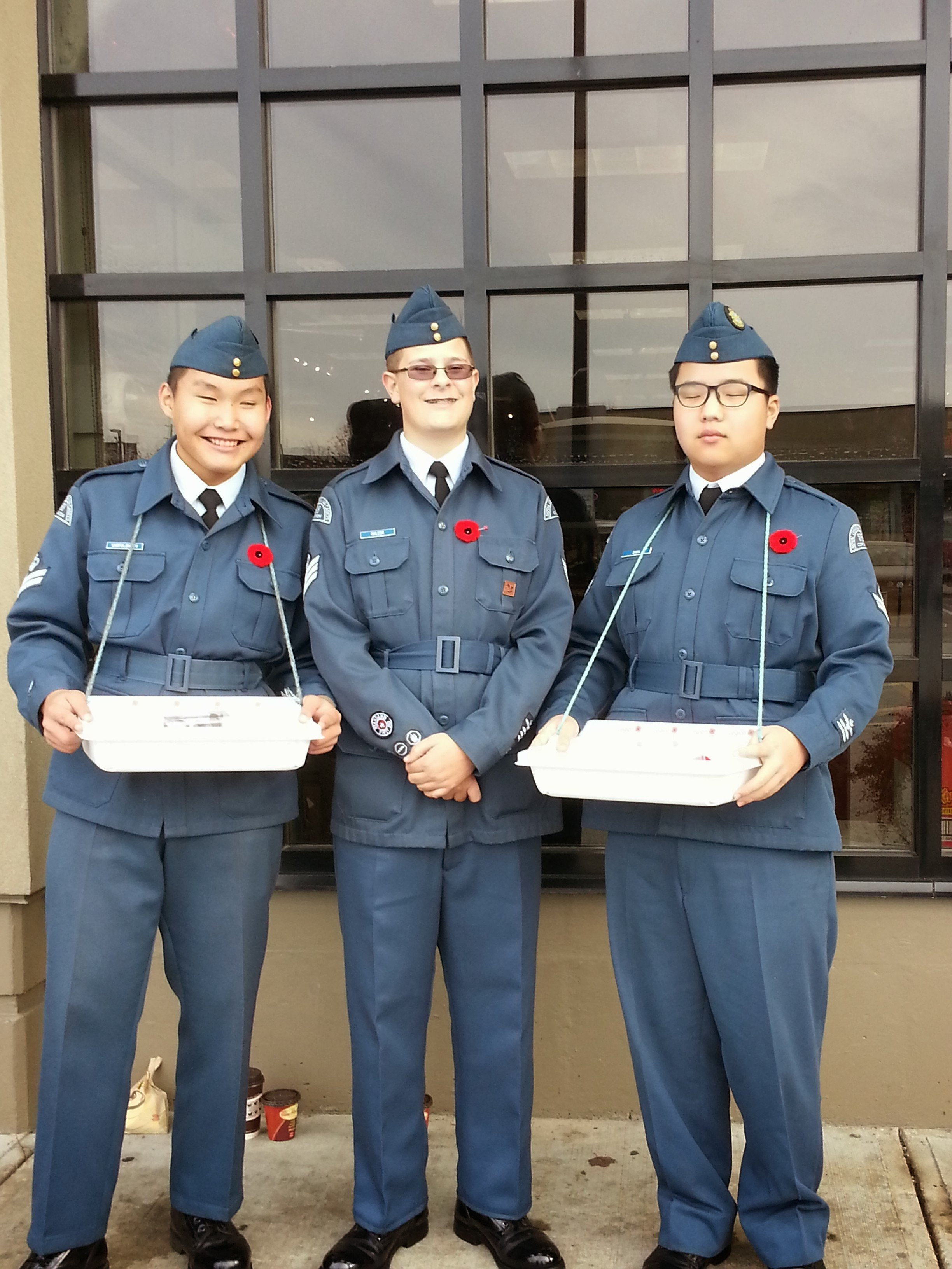 November 2013 - Poppy Tag Days