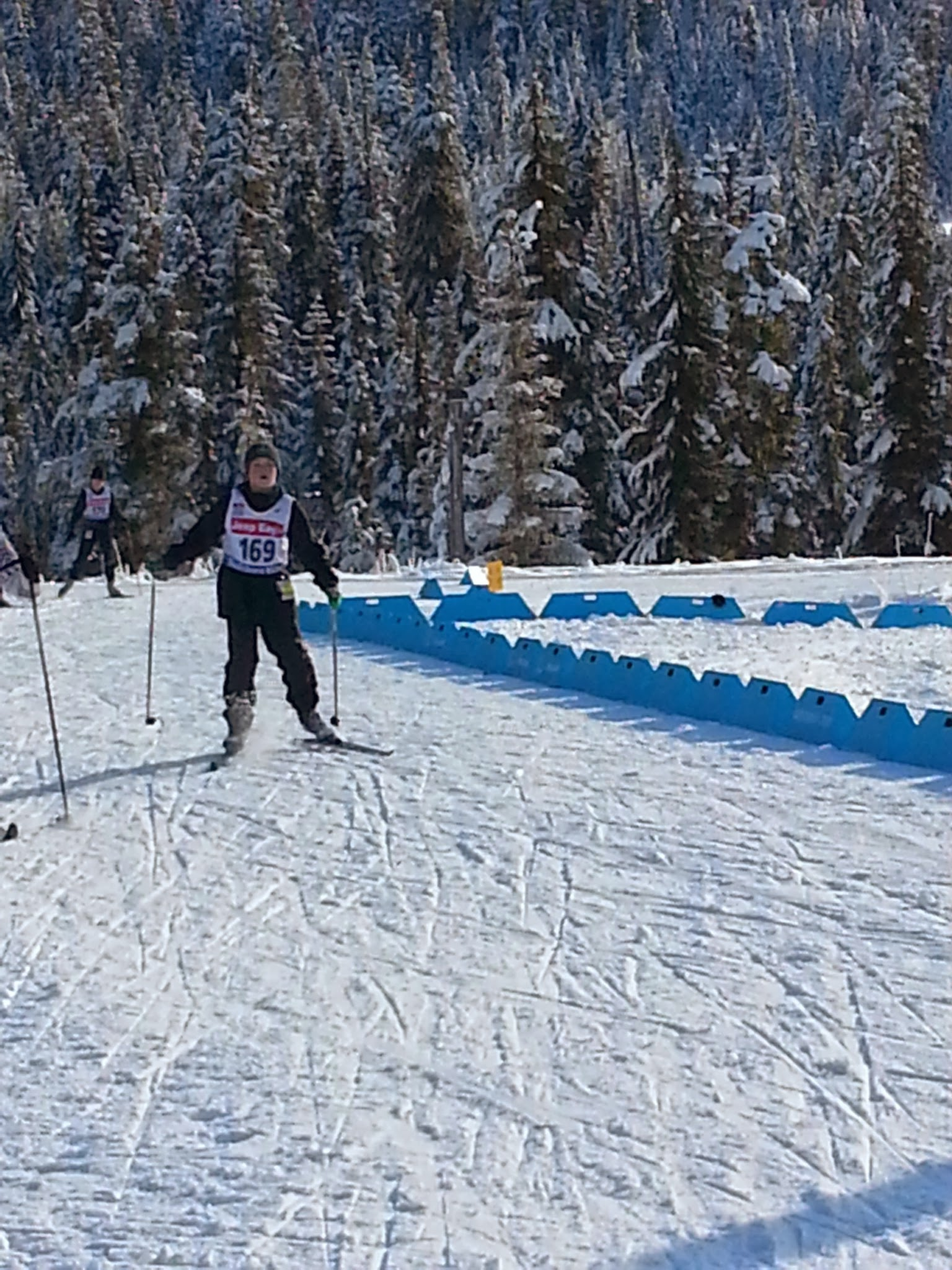 Biathlon Zone Comp Jan 4, 2014