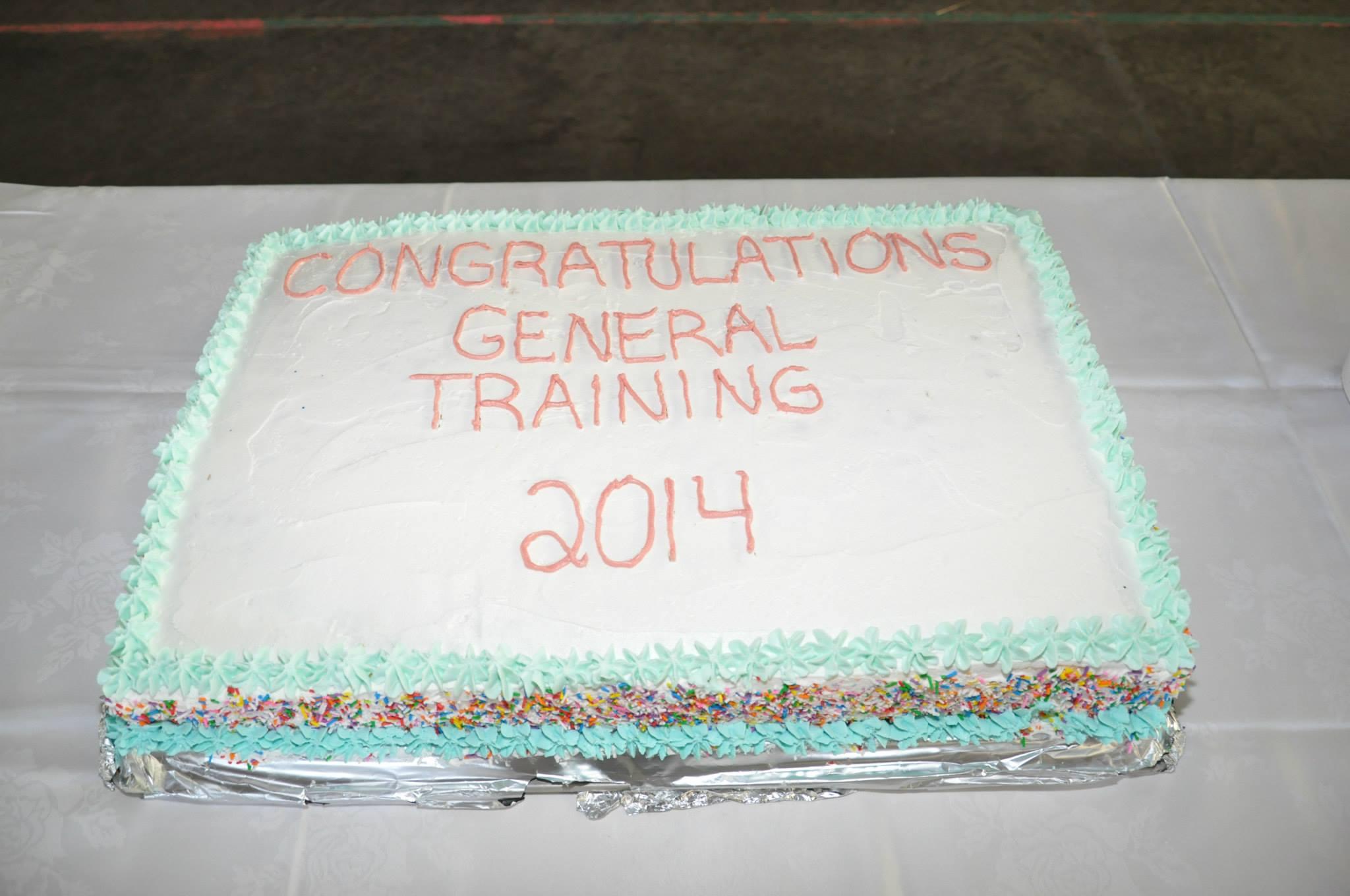 GTC cake
