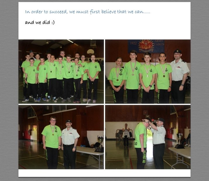 Awards first aid team Photos from Apr 18, 2015