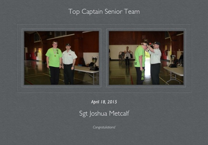 Top Captain Metcalf Photos from Apr 18, 2015
