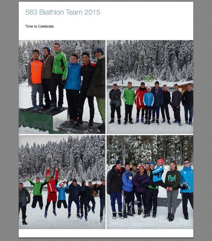 Biathlon one