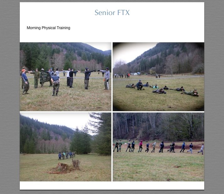 FTX Morning PT Photos from Feb 28, 2016