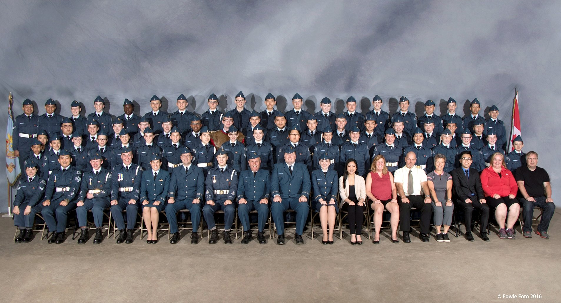 2016 583 squadron photo
