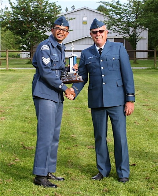 Top Level Four - Sgt Verghese