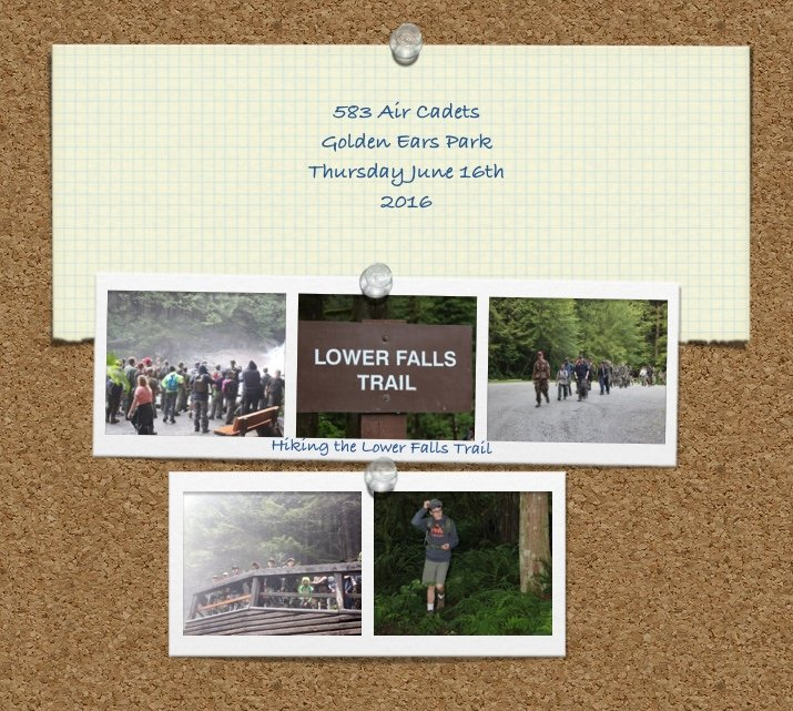 Photos from Cadets Lower Falls & FTX