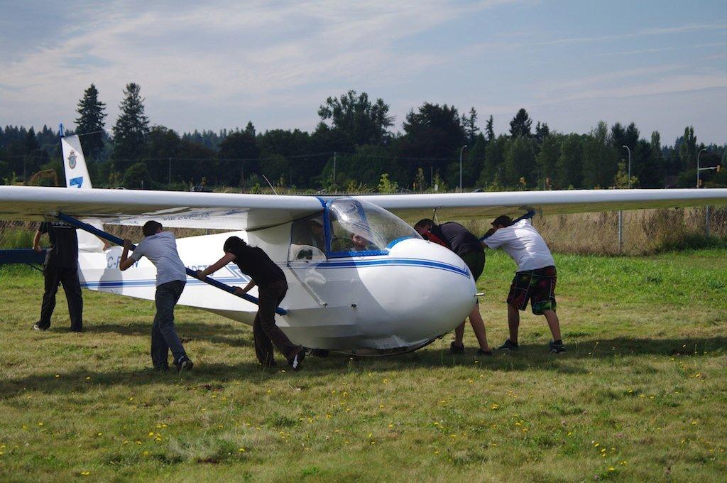 Gliding 2013