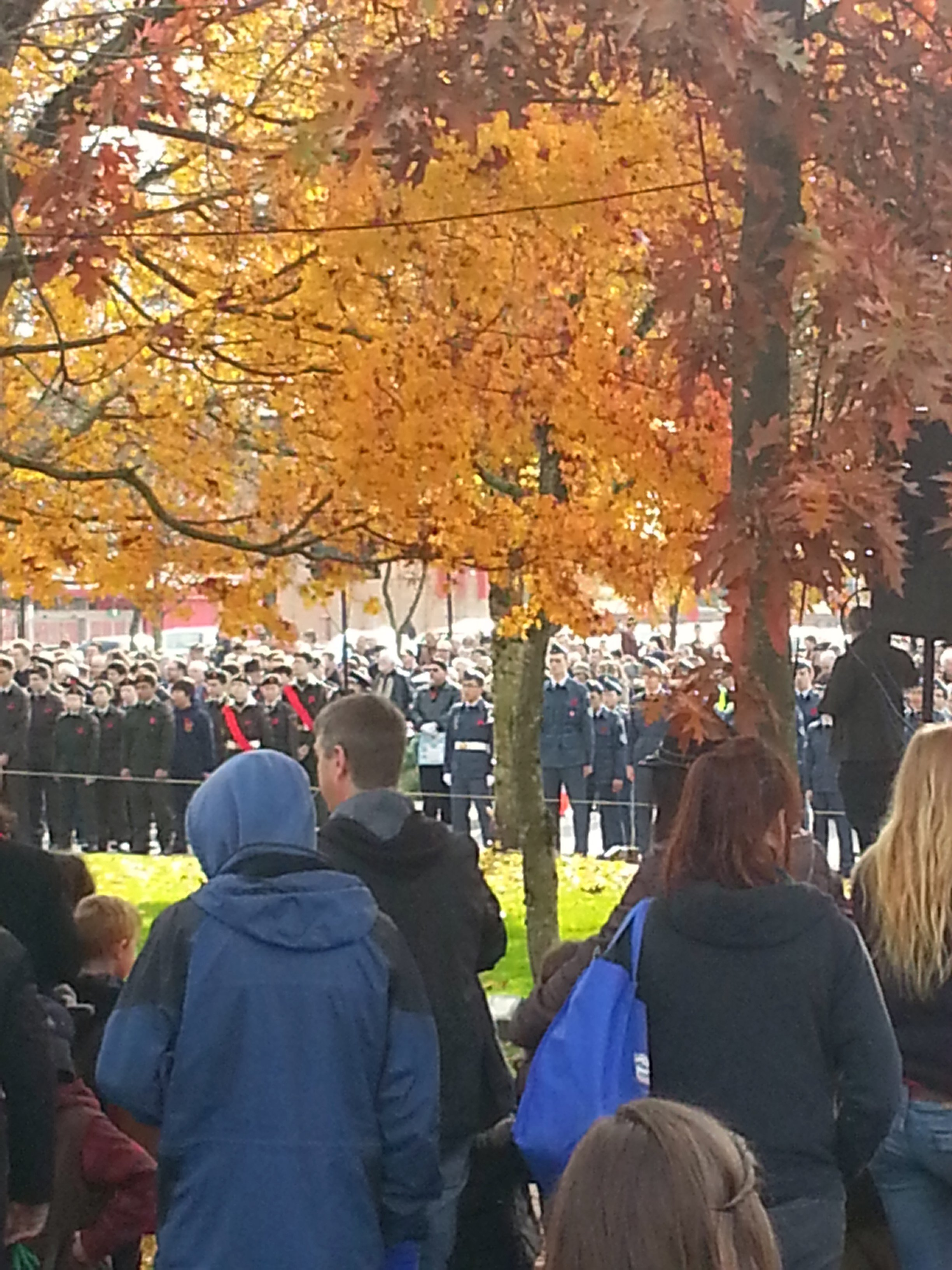 2013 Remembrance Day Parade Maple Ridge