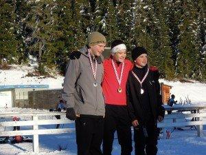Far left LAC Cichecki Bronze in Junior Male