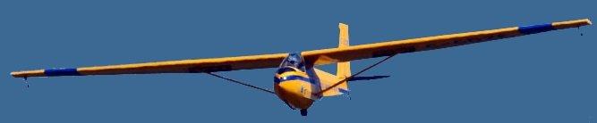 cadets glider