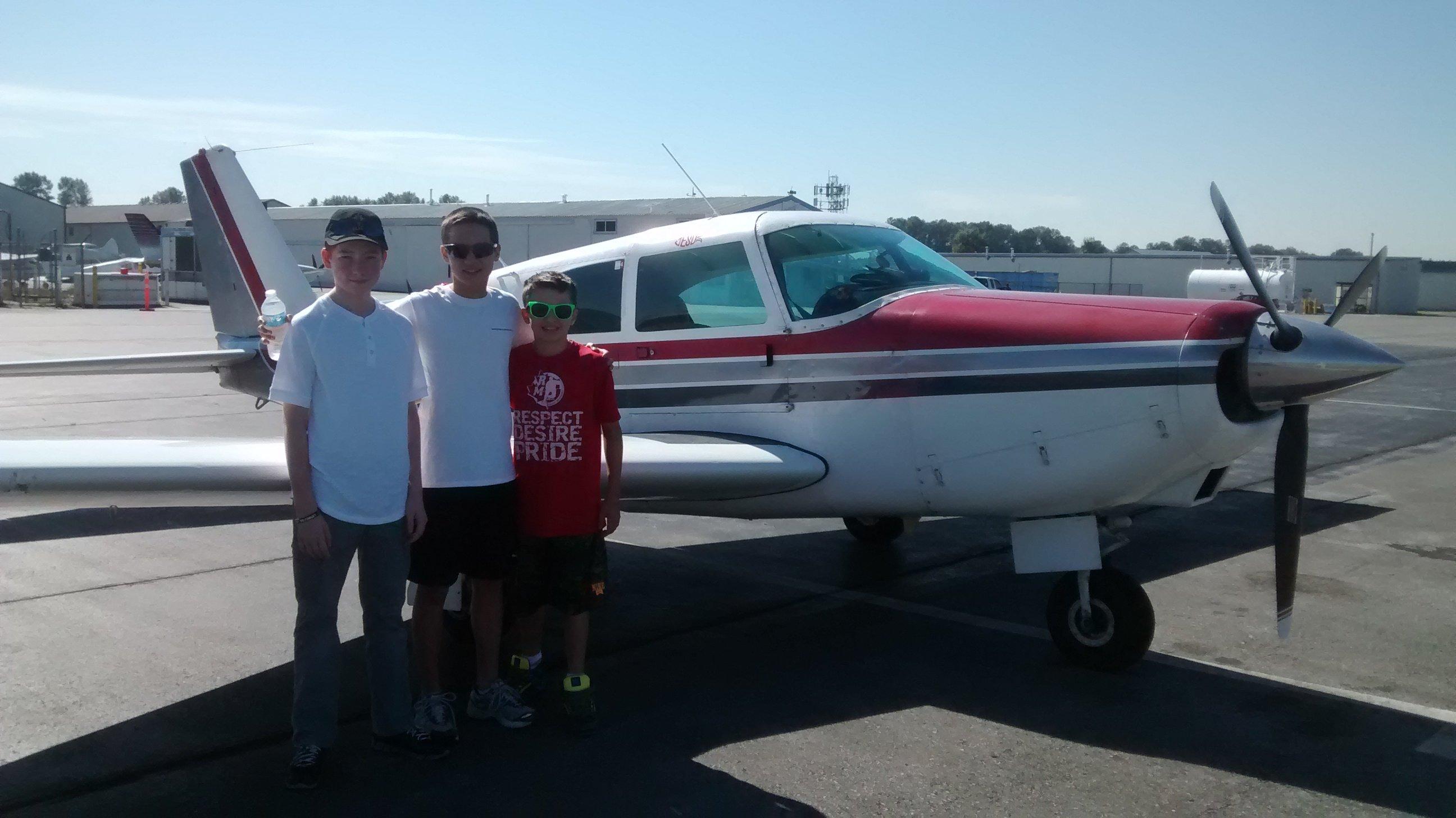 Fam Flying September 13, 2014