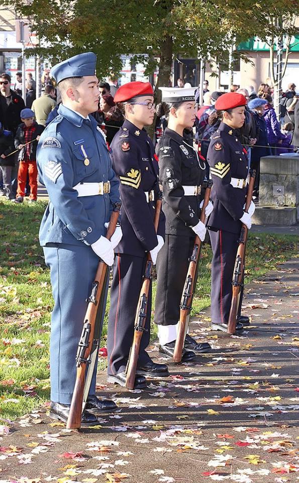 Rem Day cadets2