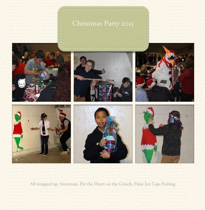 Photos from Dec 17, 2015 Cadet Christmas