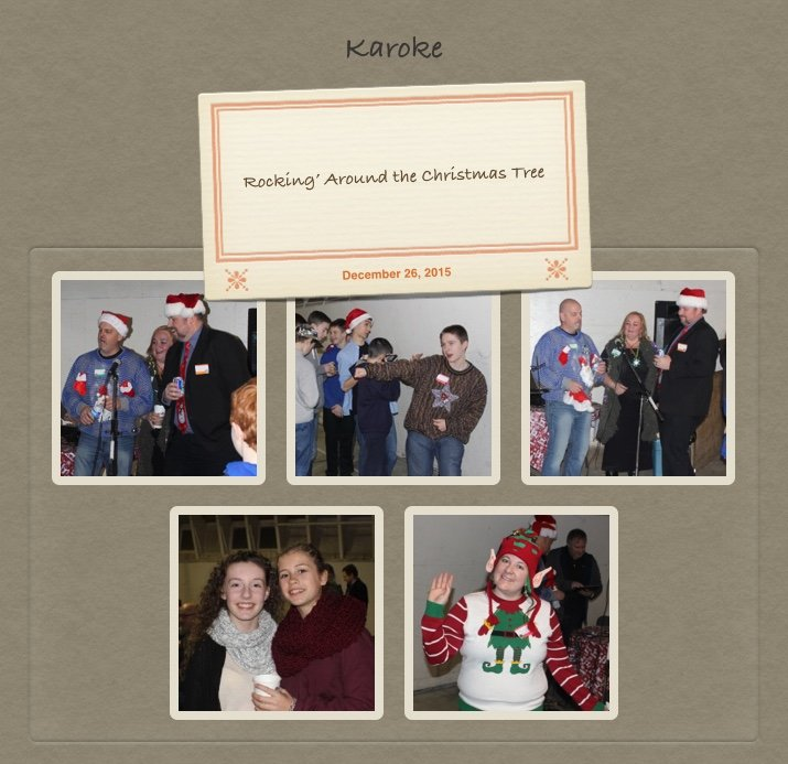 Photos from Dec 17, 2015 Christams Party again