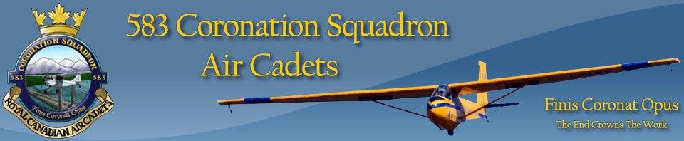 583 Coronation Squadron